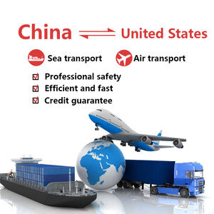 China to US Transportation Line International Express / US Air / US Shipping / FBA / DHL / UPS / FED