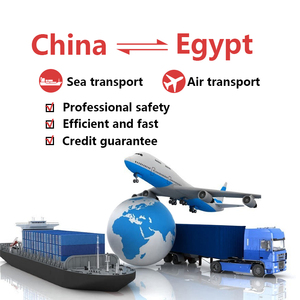 China to Africa Egypt Transport Line Business Express DHL/UPS/FEDEX/TNT